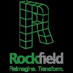 Rockfield – CMYK Vertical Logo